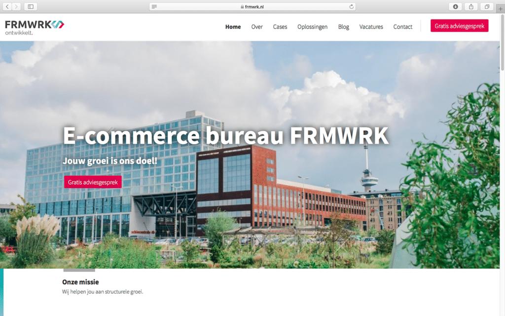 FRMWRK homepage