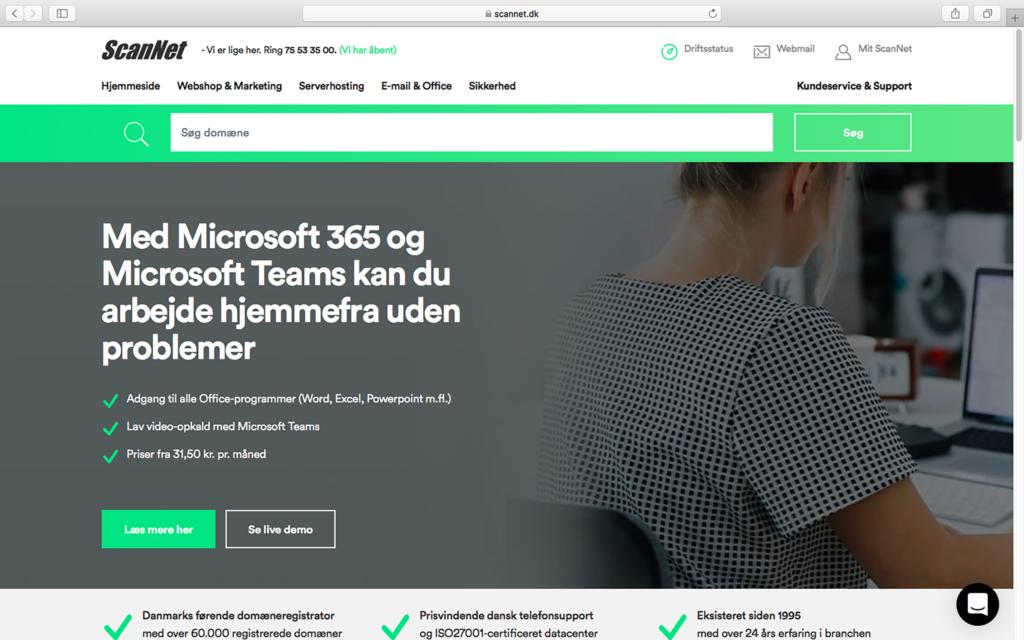 ScanNet homepage